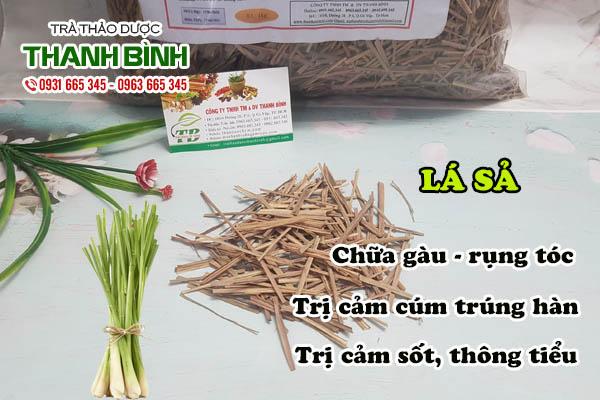 Lá sả Thảo dược Thanh Bình