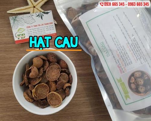Mua bán hạt cau tại huyện Thanh Oai giúp chống buồn nôn do say tàu xe rất tốt