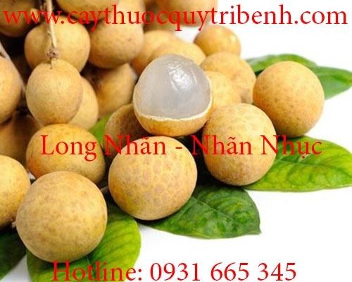 Mua bán long nhãn ( nhãn nhục ) tại Dak Lak chữa không ngủ được hay quên