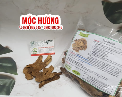 Mua bán mộc hương tại huyện Mê Linh giúp tăng cường chức năng tiêu hóa