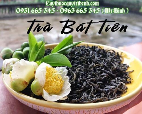 Mua bán trà bát tiên tại Long An có công dụng trị thâm nám rất tốt
