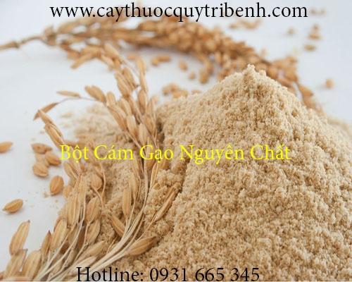 Mua bột cám gạo nguyên chất ở đâu tại tp hcm ???