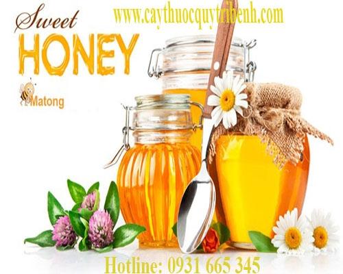 Mật ong Thảo Dược Thanh Bình