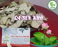 Công dụng của lá sen khô, lá sen khô chữa bệnh gì hiệu quả nhất