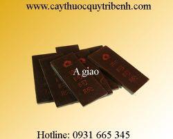 Mua bán a giao tại quận Tân Bình có tác dụng bổ huyết an thần hiệu quả