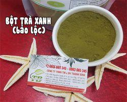 Mua bột trà xanh Bảo Lộc ở đâu tại TPHCM chất lượng nhất?