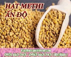 Mua hạt methi Ấn Độ ở đâu tại TPHCM ???